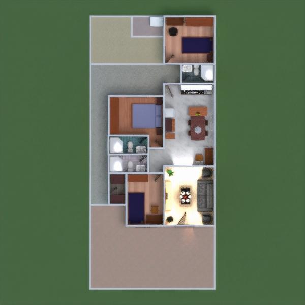 floorplans reforma 3d