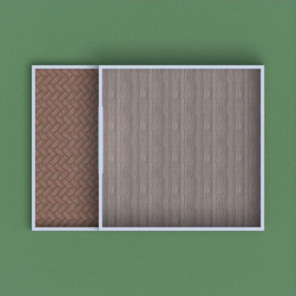 floorplans apartment house terrace 3d