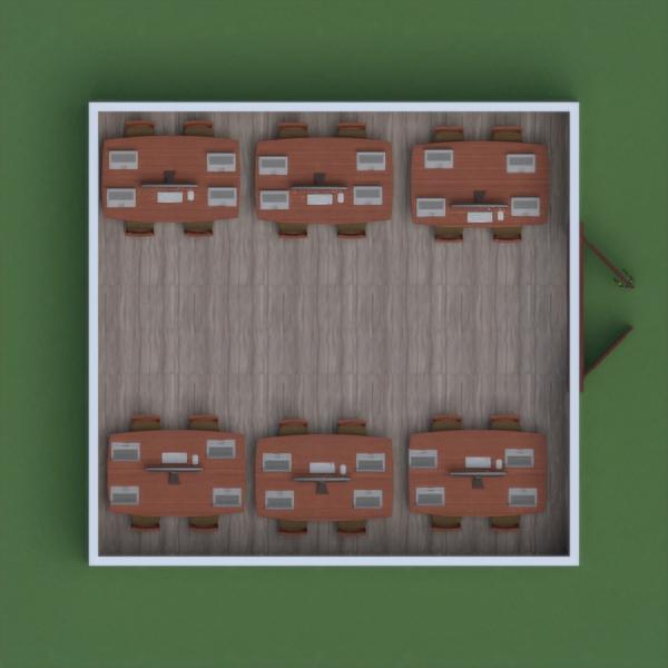 floorplans dom zrób to sam biuro 3d