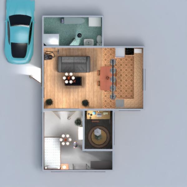floorplans butas namas baldai dekoras pasidaryk pats vonia miegamasis svetainė virtuvė biuras apšvietimas namų apyvoka valgomasis аrchitektūra studija 3d