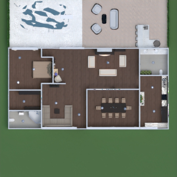 floorplans house terrace furniture decor diy bathroom bedroom living room kitchen renovation landscape household dining room architecture 3d