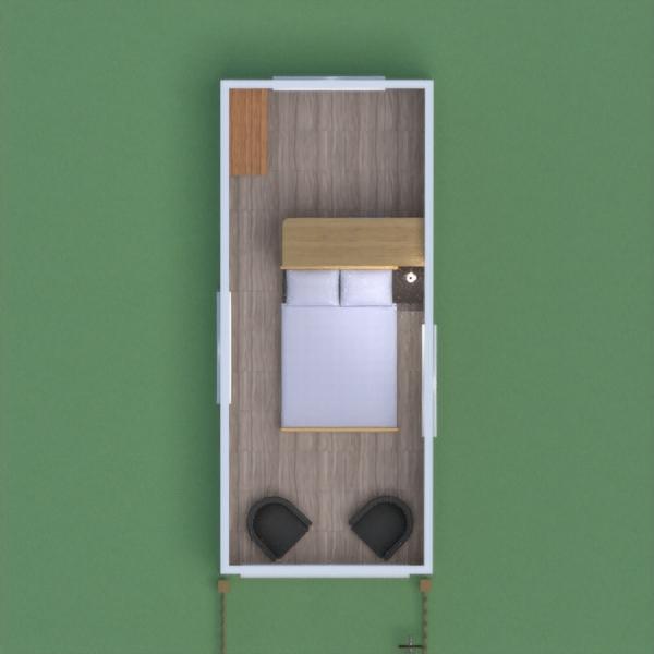 floorplans casa área externa paisagismo estúdio 3d