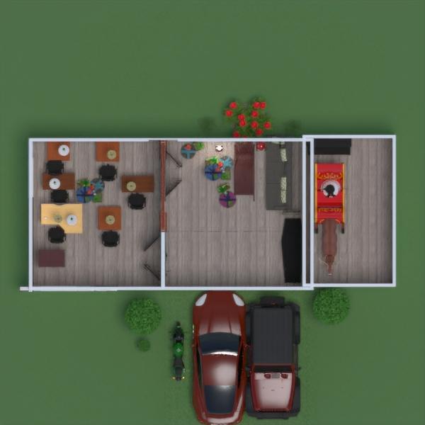 floorplans despacho trastero 3d