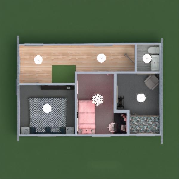 floorplans butas namas baldai dekoras vonia miegamasis svetainė virtuvė vaikų kambarys apšvietimas renovacija namų apyvoka valgomasis sandėliukas prieškambaris 3d