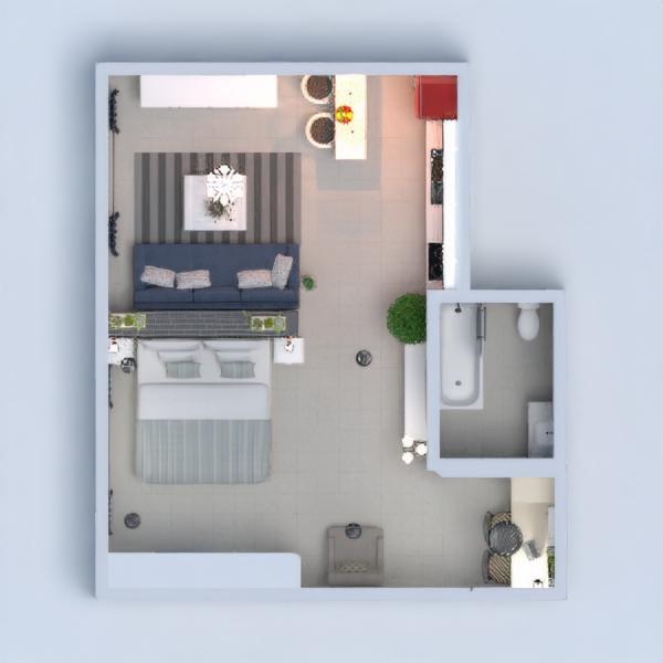 floorplans appartamento arredamento decorazioni cameretta studio 3d