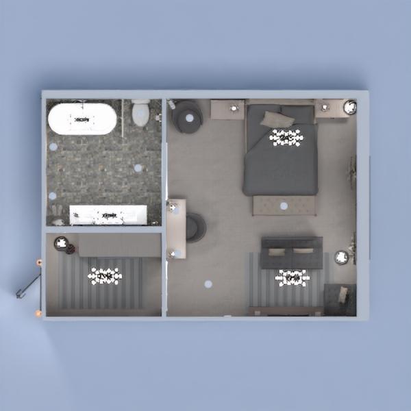 планировки мебель ванная спальня освещение прихожая 3d