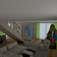 floorplans apartment house terrace decor bedroom living room dining room 3d
