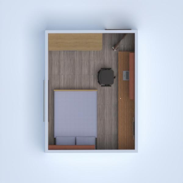 floorplans décoration diy chambre à coucher salon bureau 3d
