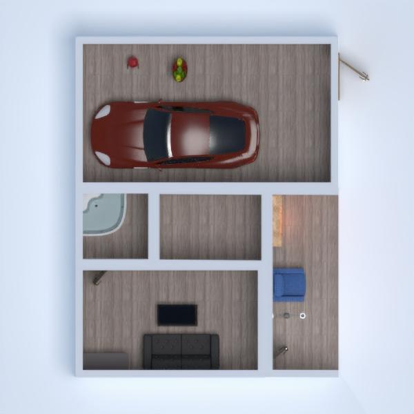 floorplans zrób to sam garaż przechowywanie 3d