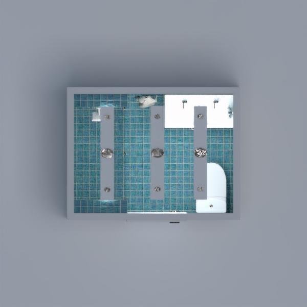 floorplans bathroom lighting 3d
