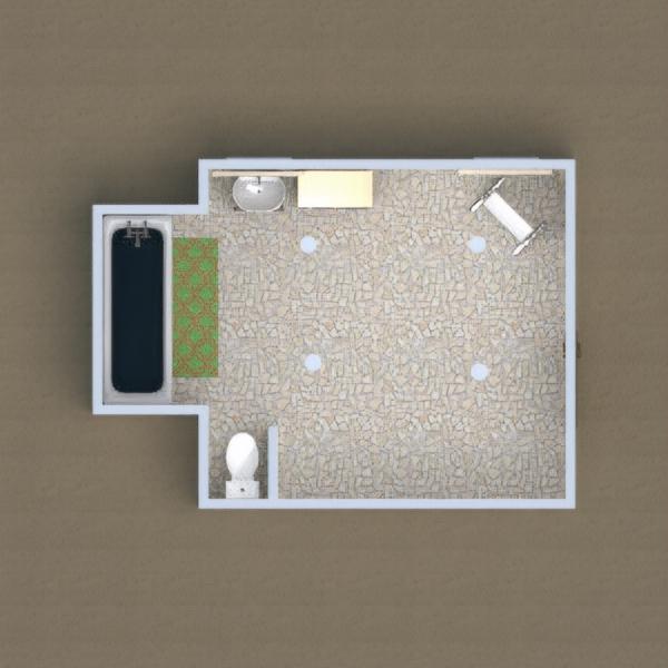 floorplans apartamento cuarto de baño 3d