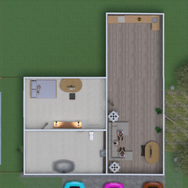 floorplans casa cuarto de baño dormitorio salón hogar 3d