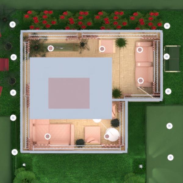 floorplans namas terasa baldai dekoras pasidaryk pats vonia miegamasis svetainė virtuvė apšvietimas kraštovaizdis namų apyvoka аrchitektūra sandėliukas 3d