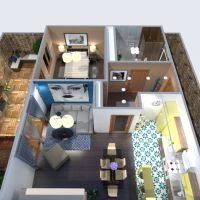 floorplans apartamento casa varanda inferior mobílias decoração faça você mesmo casa de banho dormitório cozinha área externa iluminação reforma paisagismo utensílios domésticos sala de jantar arquitetura 3d