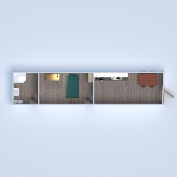 floorplans namas baldai miegamasis vaikų kambarys 3d