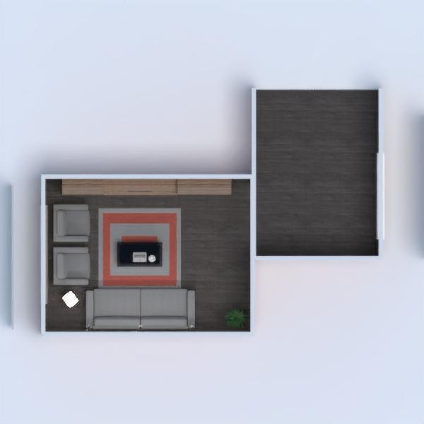 floorplans mieszkanie pokój dzienny 3d