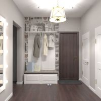 floorplans apartment house furniture decor storage entryway 3d