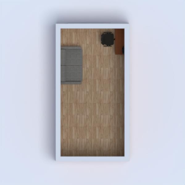 floorplans decoración dormitorio 3d