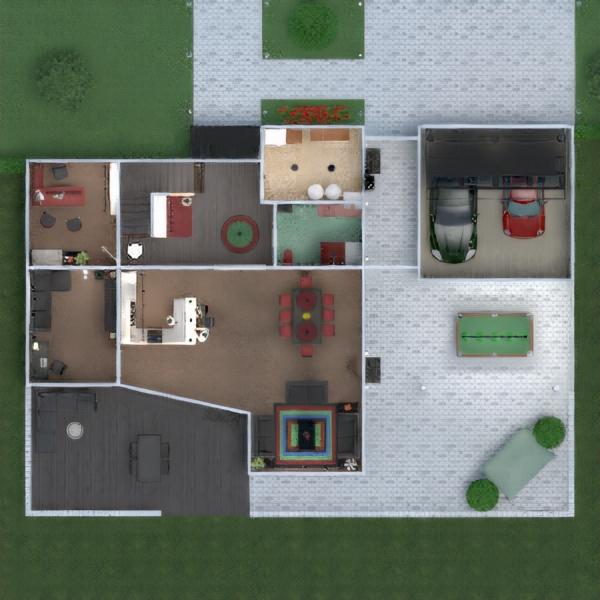floorplans wohnung haus terrasse mobiliar dekor badezimmer schlafzimmer wohnzimmer garage küche outdoor kinderzimmer büro beleuchtung esszimmer architektur eingang 3d