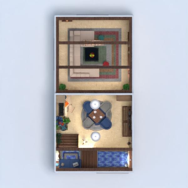 floorplans mieszkanie dom meble wystrój wnętrz sypialnia pokój dzienny biuro oświetlenie gospodarstwo domowe architektura przechowywanie mieszkanie typu studio wejście 3d
