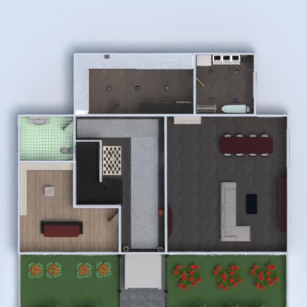 floorplans haus terrasse mobiliar dekor do-it-yourself badezimmer schlafzimmer wohnzimmer küche kinderzimmer haushalt esszimmer architektur 3d