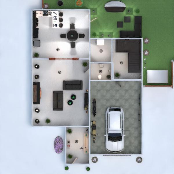 floorplans casa decoração casa de banho dormitório quarto garagem cozinha área externa quarto infantil iluminação reforma paisagismo utensílios domésticos arquitetura patamar 3d