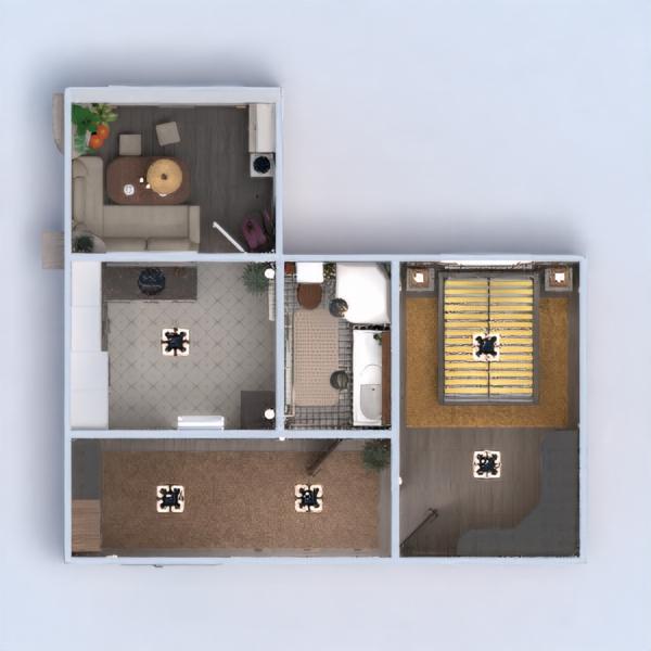floorplans apartment furniture decor diy bathroom bedroom kitchen lighting renovation household dining room storage entryway 3d