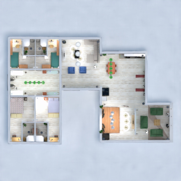 floorplans dom wystrój wnętrz remont gospodarstwo domowe architektura 3d