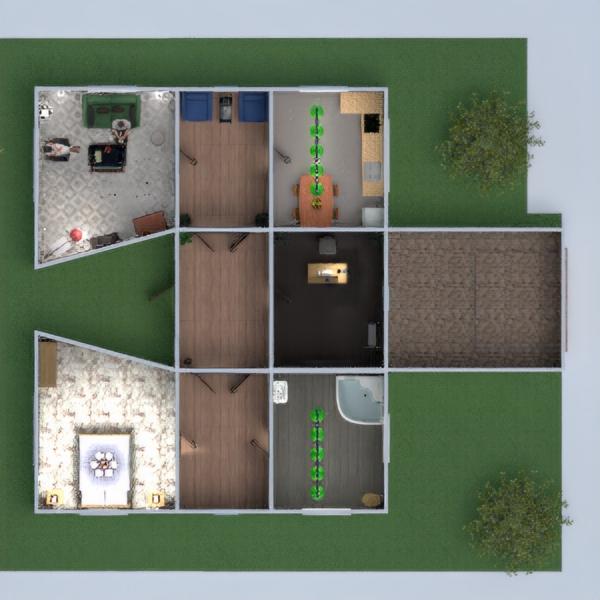 floorplans butas аrchitektūra studija 3d
