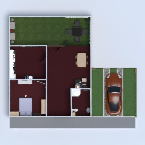 планировки дом декор ванная спальня гараж 3d