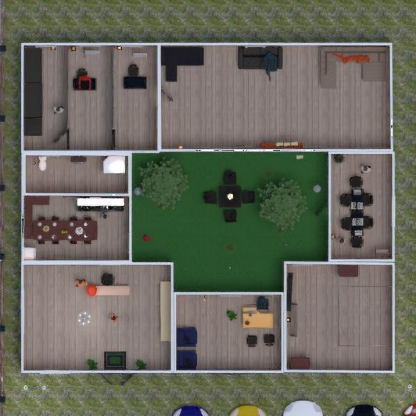 floorplans despacho arquitectura estudio 3d