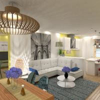 floorplans wohnung schlafzimmer wohnzimmer küche beleuchtung esszimmer 3d