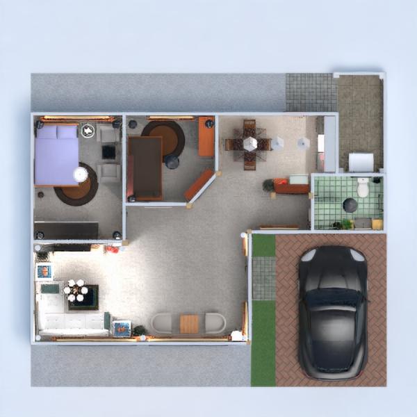 floorplans дом мебель ванная спальня гостиная гараж кухня улица освещение ремонт ландшафтный дизайн техника для дома столовая архитектура 3d