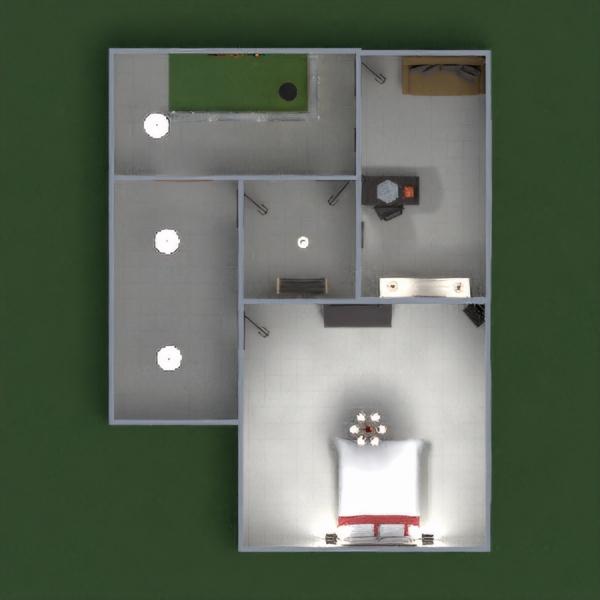 floorplans wystrój wnętrz zrób to sam łazienka sypialnia oświetlenie 3d