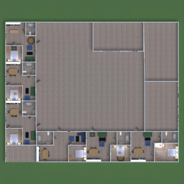 floorplans wohnung haus garage 3d