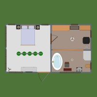 floorplans furniture decor bathroom bedroom lighting renovation 3d
