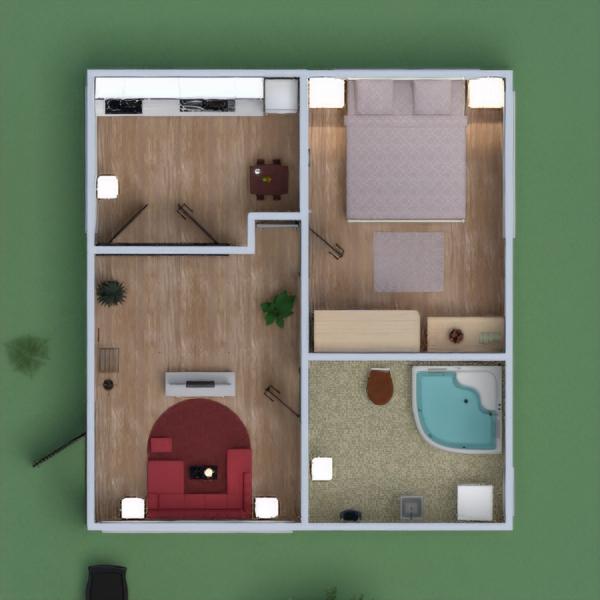 floorplans casa varanda inferior mobílias decoração casa de banho dormitório quarto garagem cozinha área externa iluminação reforma paisagismo utensílios domésticos sala de jantar arquitetura patamar 3d