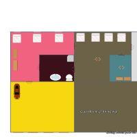 floorplans casa muebles cuarto de baño dormitorio salón garaje cocina habitación infantil despacho iluminación comedor trastero 3d