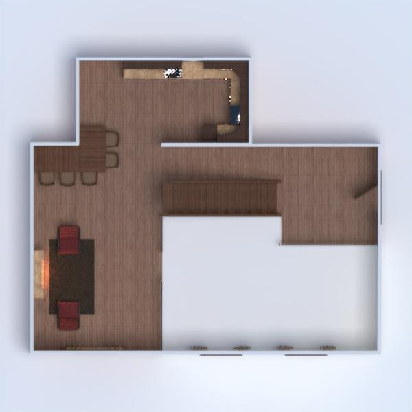 floorplans дом мебель декор гостиная кухня ремонт техника для дома столовая архитектура 3d