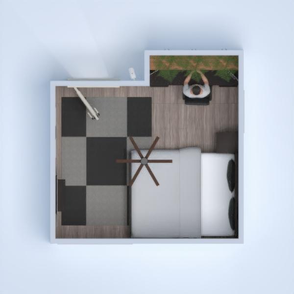 планировки дом спальня студия 3d