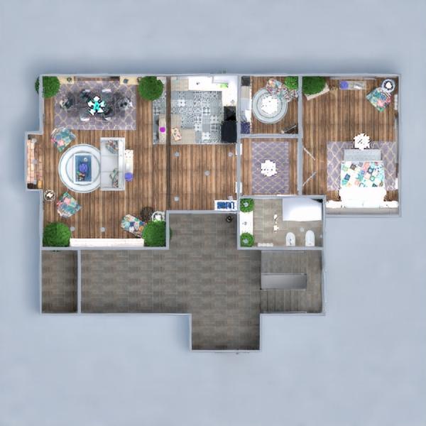 floorplans квартира дом мебель декор сделай сам ванная спальня гостиная кухня освещение ремонт техника для дома архитектура хранение 3d