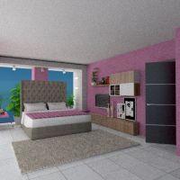 floorplans house terrace furniture architecture 3d