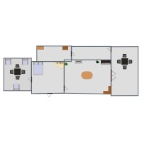 floorplans house furniture bathroom bedroom living room garage kitchen kids room dining room entryway 3d