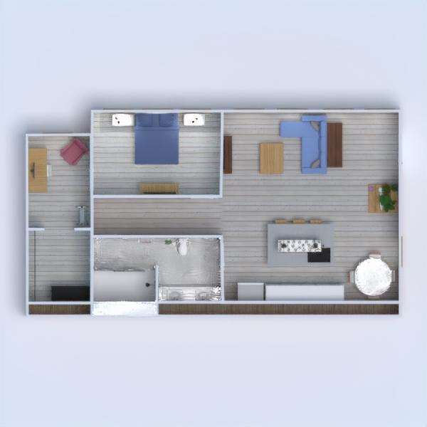 floorplans wohnung mobiliar dekor do-it-yourself badezimmer 3d