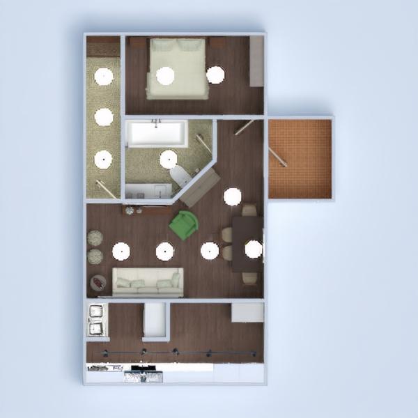 floorplans apartamento decoração faça você mesmo casa de banho quarto cozinha iluminação arquitetura 3d