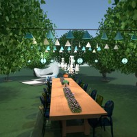 floorplans wohnung haus terrasse dekor do-it-yourself beleuchtung café esszimmer architektur 3d