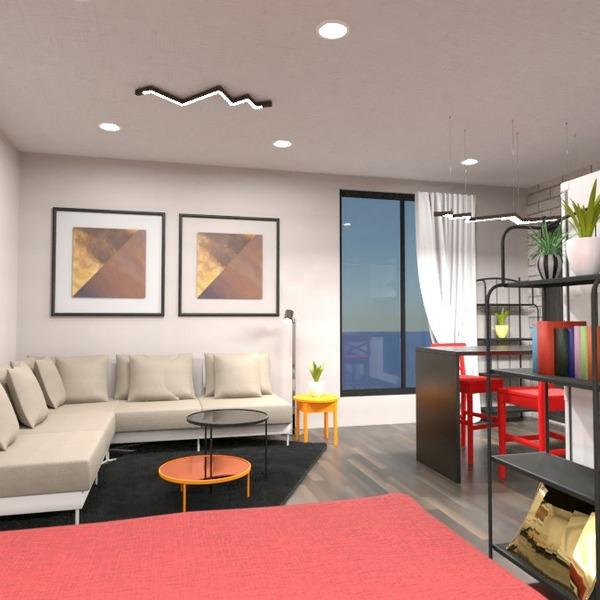 floorplans dekor badezimmer wohnzimmer küche studio 3d