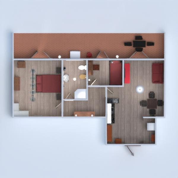 floorplans apartamento casa muebles bricolaje cuarto de baño dormitorio salón cocina habitación infantil iluminación reforma hogar comedor arquitectura trastero 3d