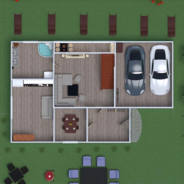 floorplans maison terrasse meubles décoration diy salle de bains chambre à coucher salon garage cuisine extérieur chambre d'enfant eclairage rénovation paysage maison salle à manger espace de rangement entrée 3d