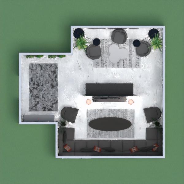 floorplans decor architecture 3d